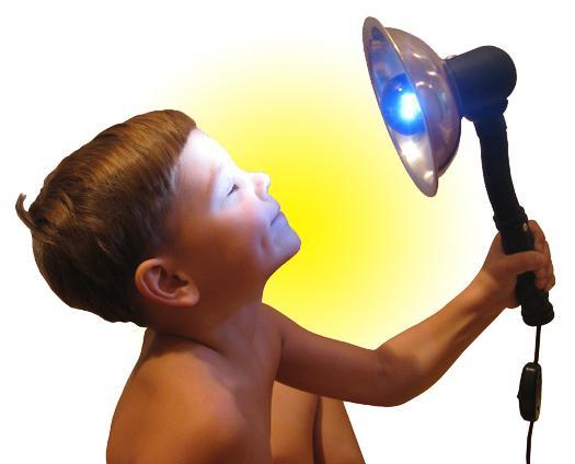 Отит кварцевая лампа